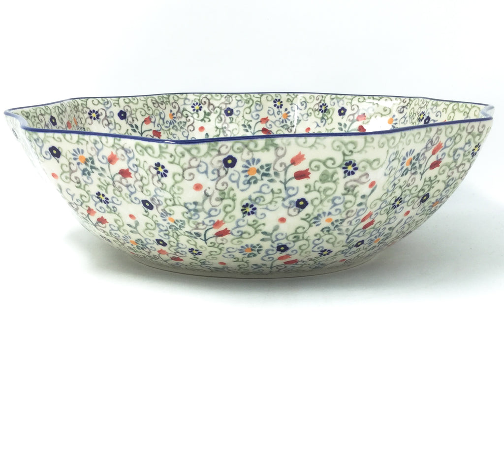 Lg New Kitchen Bowl in Early Spring