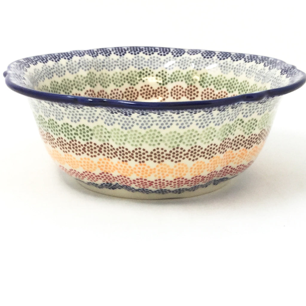 Sm Retro Bowl in Modern Dots