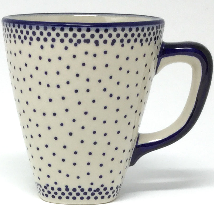 Square Cup 8 oz in Simple Elegance