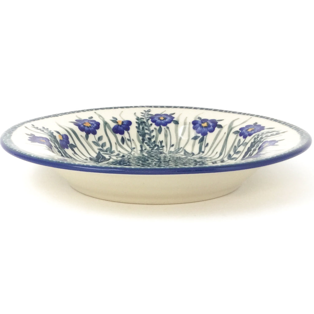 Soup Plate in Wild Blue