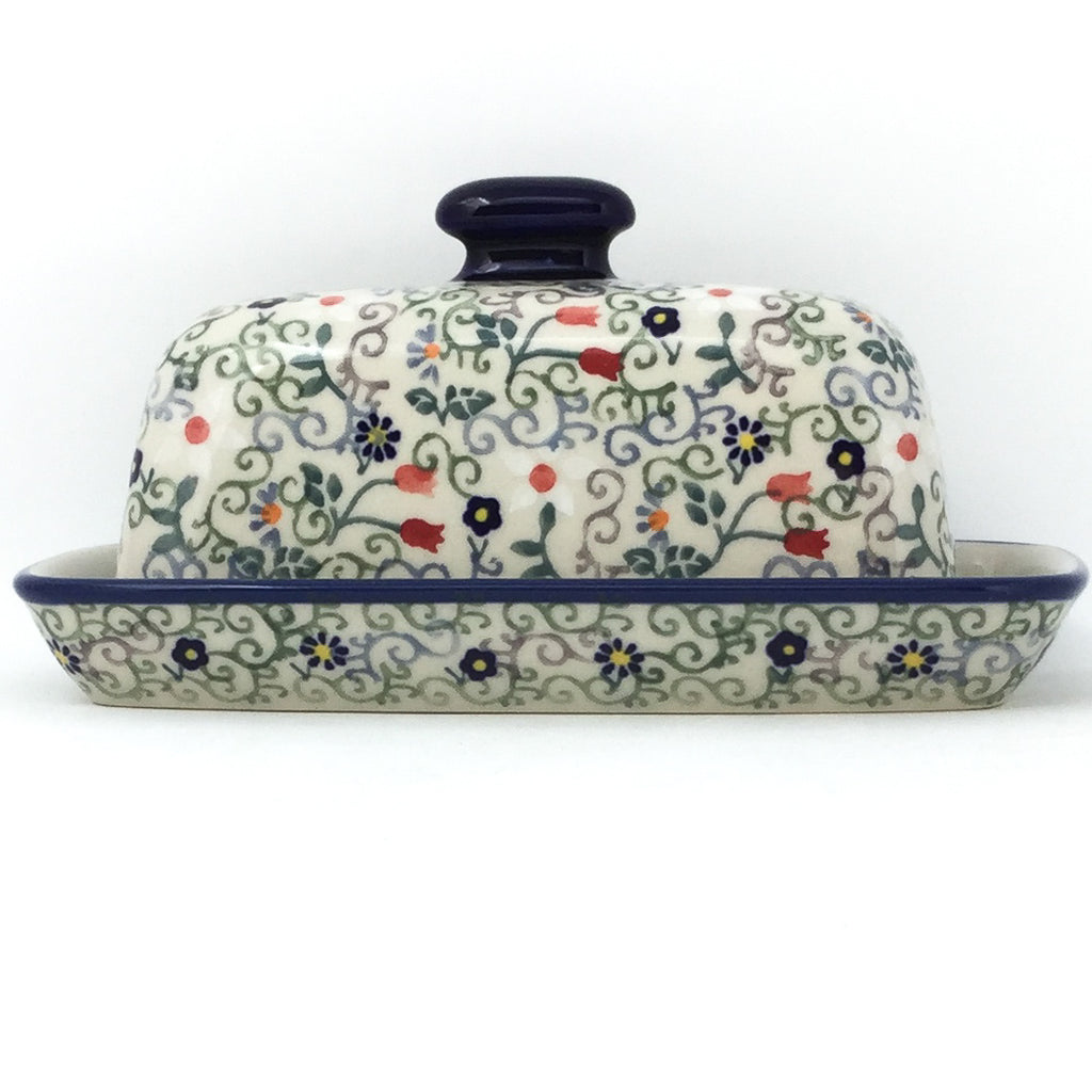 Butter Dish in Early Spring