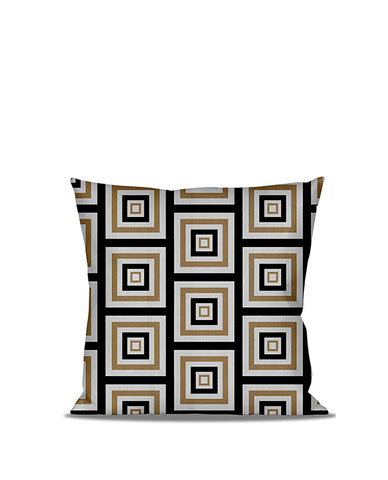 Anderton's Geometric Accent Throw Pillow