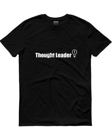 Men's Thought Leader T-Shirt in Black