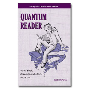 Quantum Reader: Read Fast, Comprehend More, Move on