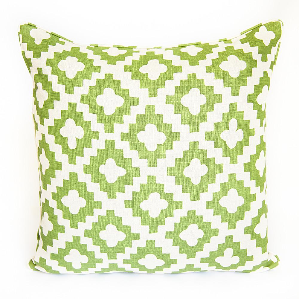 Peterazzi Green Pillow
