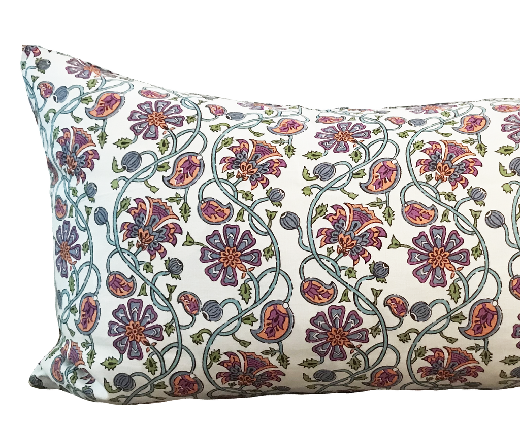 Navaka Multi Color Pillow