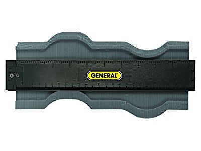 General Tools 833 10-Inch Contour Gage - Pro Tool Shopper