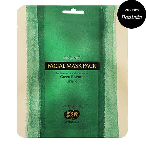 Green Essence - Lifting, Whamisa - Mooni Mask