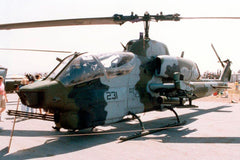 Roban AH-1W Super Cobra 700 Size Scale Helicopter - ARF RBN-AH1-7S