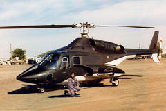 Roban Airwolf 800 Size Scale Helicopter - ARF RBN-AWS8