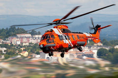 Roban EC-225 Super Puma 800 Size Scale Helicopter - ARF RBN-225MO-8