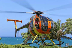 Roban MD-500D Magnum PI Version 500 Size Helicopter Scale Conversion - KIT RBN-KF-H500DMG5