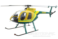 Roban MD-500E LA Sheriff 800 Size Scale Helicopter - ARF RBN-MD-8GG
