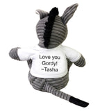 Smart Ass Donkey Personalized Plush Humor Gift