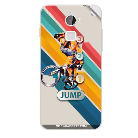 1 2 3 Jump For COOLPAD NOTE 3 LITE Skin