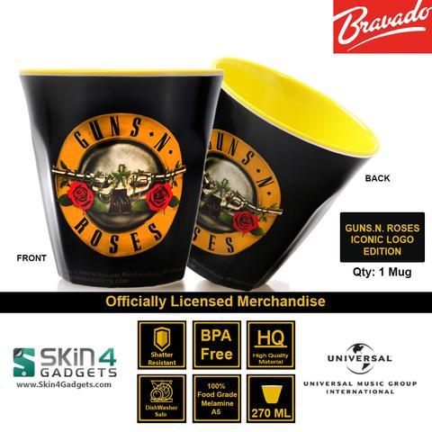Universal Music/ Bravado Officially Licensed MerchandiseArtist: GUNS n Roses Iconic Emblem Edition