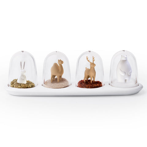 Animal Parade Shaker Set
