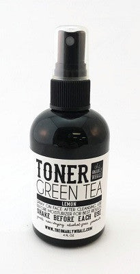 Lemon Green Tea Toner