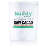 Raw Cacao Body Scrub