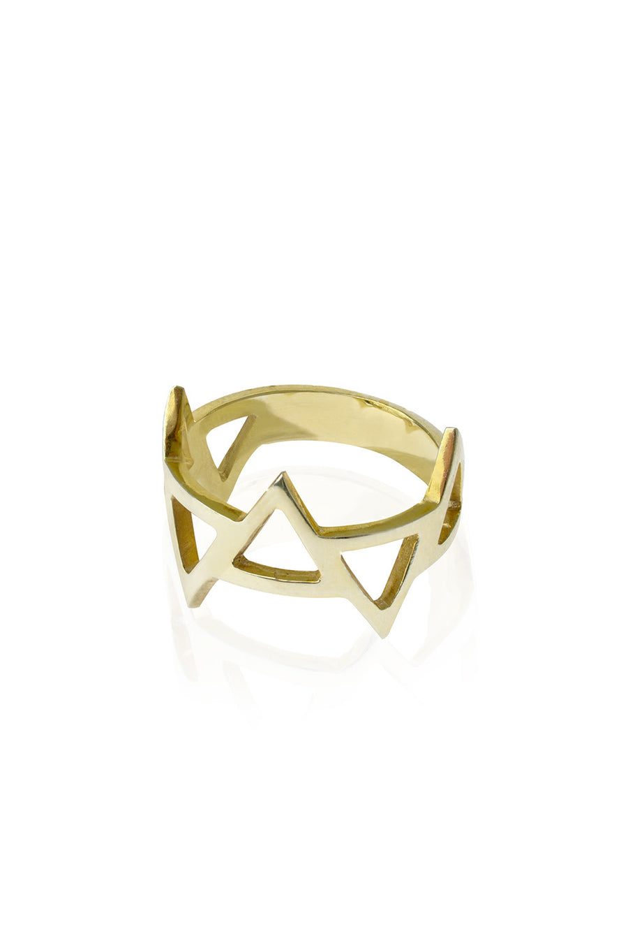 Ladder of Life, Gold Ring