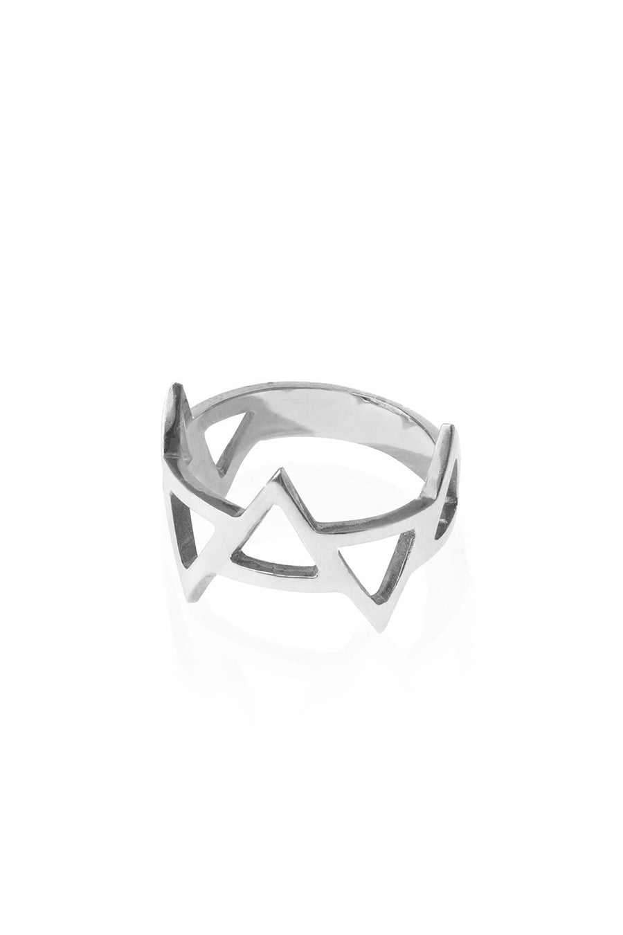 Ladder of Life, Silver Ring