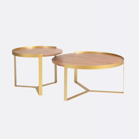 Arbor Coffee Table - Gold