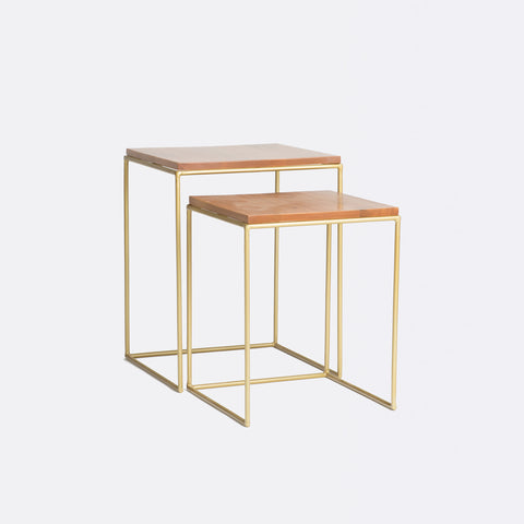 Henry Table - Gold