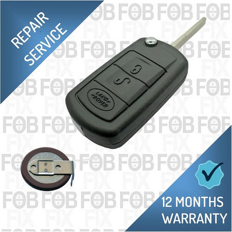 Land Rover Discovery 3 key fob repair service