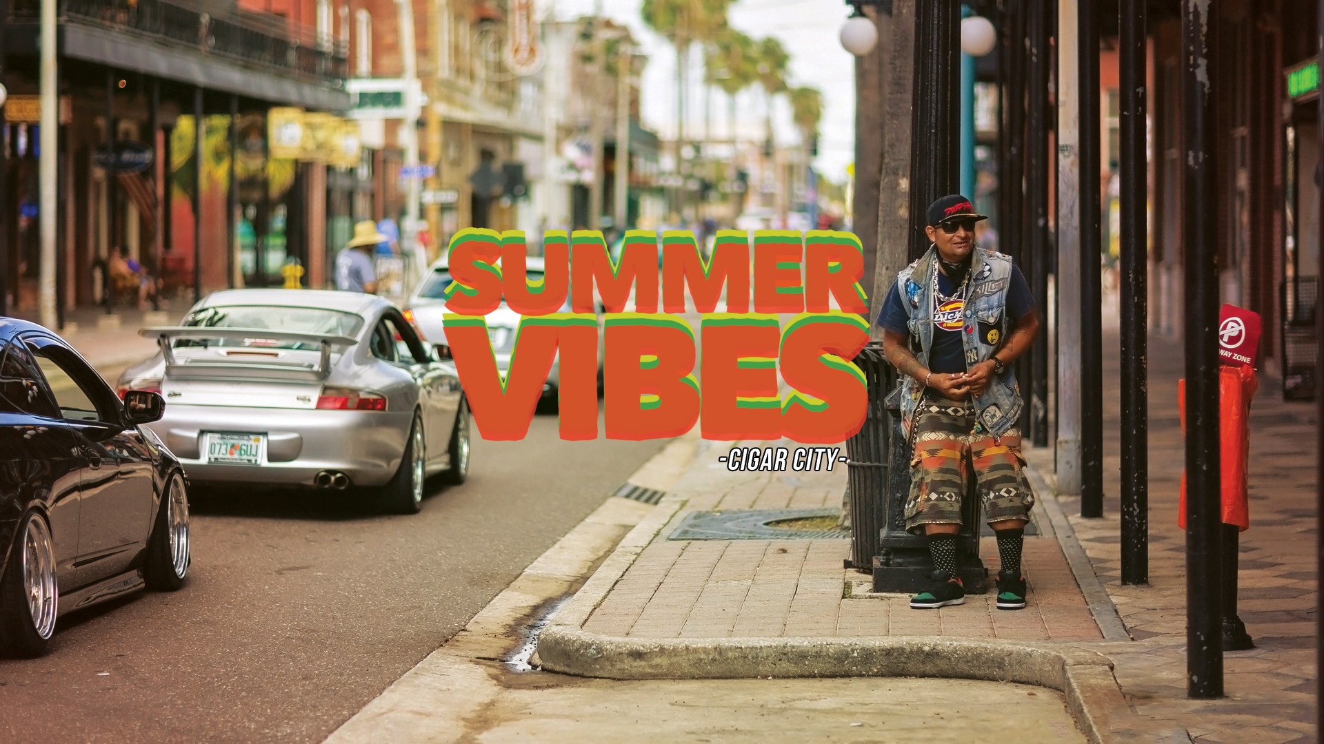 Summervibes Ybor City 2018