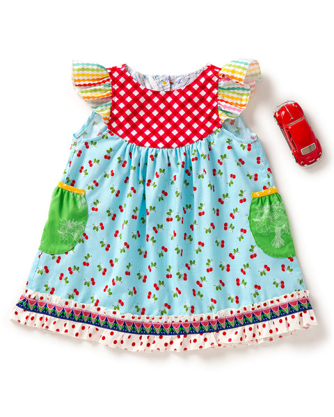 Washington Flutter Dress