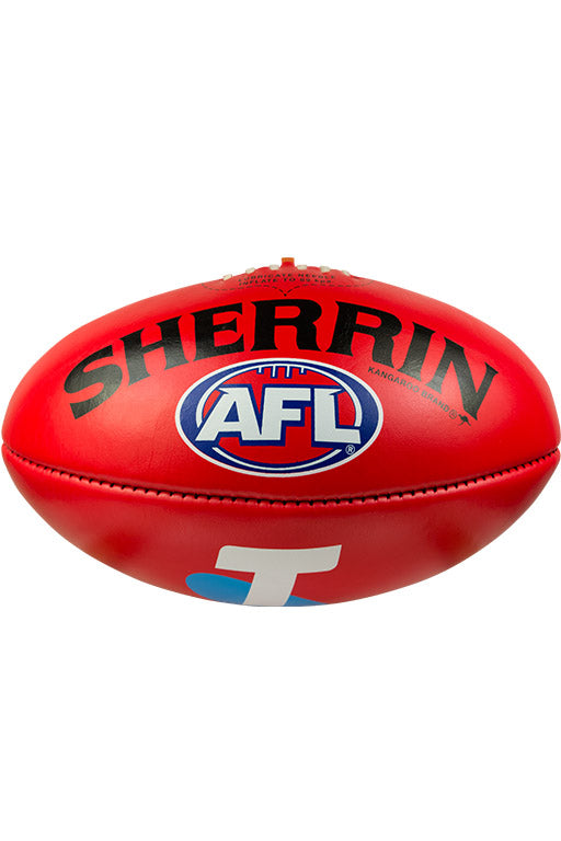 SHERRIN BLEMISHED GRAND FINAL 2018 FOOTBALL WITH FREE EAGLES JACQUARD SCARF <br> 4116/CIB