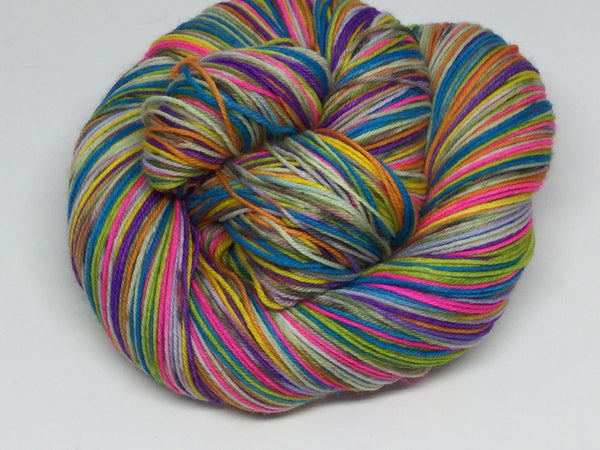 ZomBody Zumba Eight Stripe Self Striping Yarn