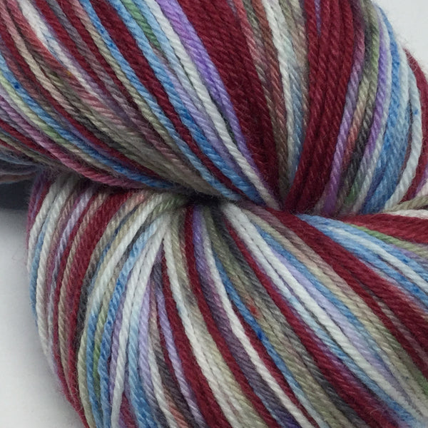 ZomBody's Not in Kansas Four Stripe Self Striping Yarn