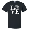 LOVE Celtic Dragonfly Unisex T-Shirt