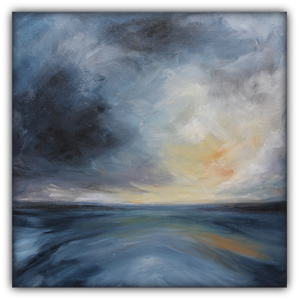 "Ocean Art ""Landscape I"" - The Modern Home Co. by Liz Moran"