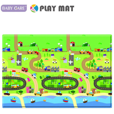 Baby Care Happy Village Playmat