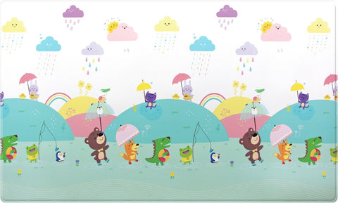 Dwinguler Playmat - Rainy Day - Large