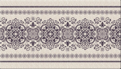 DecorSoft Modern Area Rug - Venetian