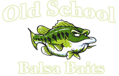 Old School Balsa Baits