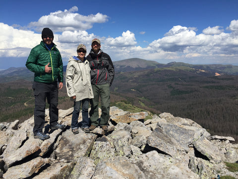 Hiking & Backpacking Workshop - PLATORO, CO - Aug 9 & 10