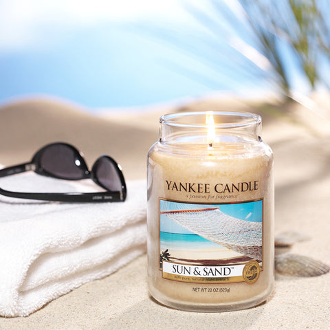 Yankee Candle - Sun and Sand