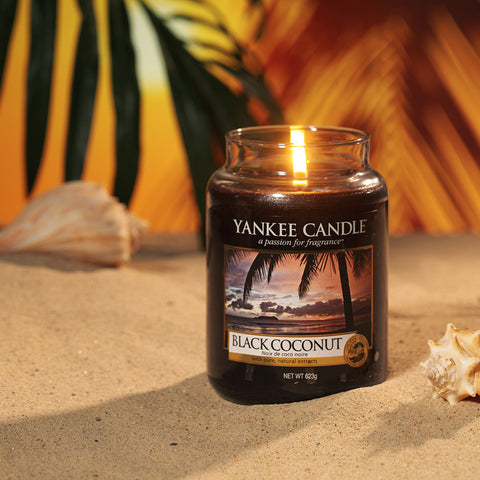 Yankee Candle - Black Coconut
