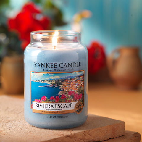Yankee Candle - Riviera Escape