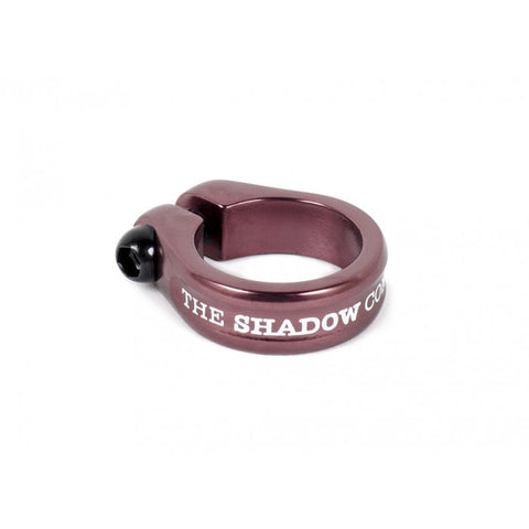Shadow Conspiracy BMX Alfred Clamp - Livid Purple