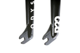 Odyssey BMX R32 Forks - Rust Proof Black