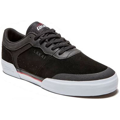 Lakai Shoes Staple - Black Suede