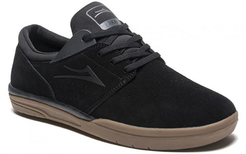 Lakai Shoes Fremont - Black/Gum Suede