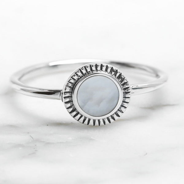 Arise Pearl Ring