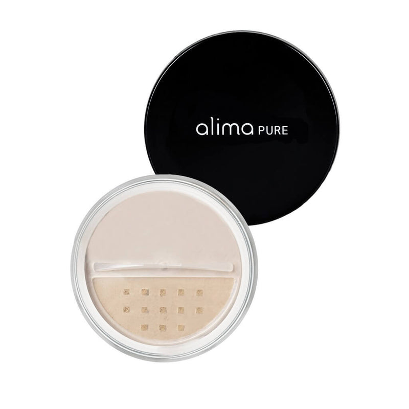 Alima Pure Balancing Primer / Base Matifiante Swatches