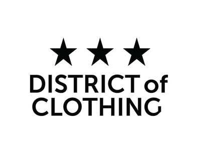 DISTRICT of CLOTHING